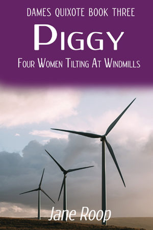 Book cover: Piggy by Jane Roop